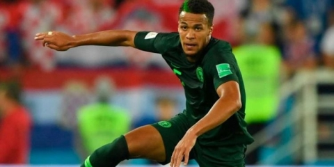 Super Eagles Media Officer Says Troost-Ekong Is Mentally Ready For Brazil Clash