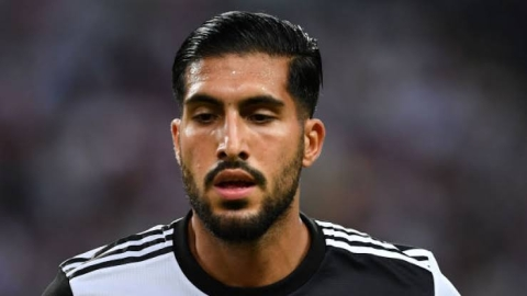 Emre Can Lashes Out At Juventus After Being Dropped From The Squad