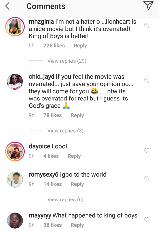 Nigerians React As Genevieve Nnaji's 'Lionheart' Makes It To The Oscars