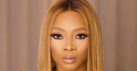 "Toke Makinwa Blasts Snoop Dogg For Promoting ""Suffer Pass"" Mentality"
