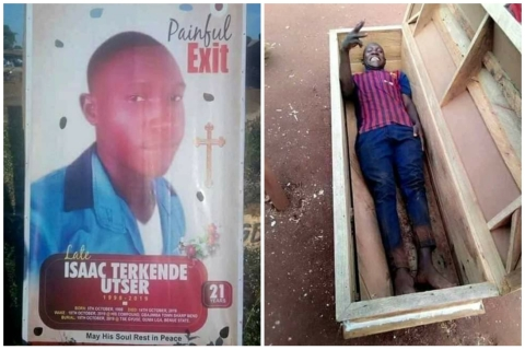 Boy Allegedly Dies 24 Hours After Playfully Posing In A Casket