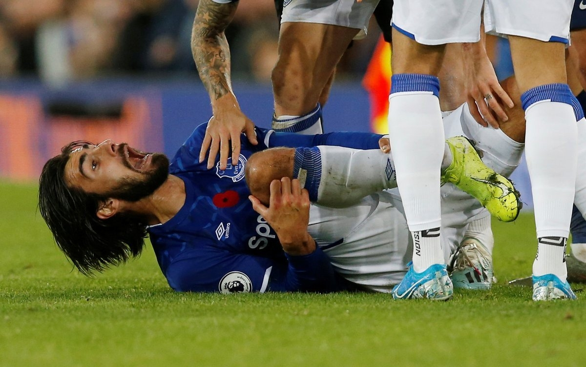 Andre Gomes Discharged From Hospital After Successful Ankle Surgery