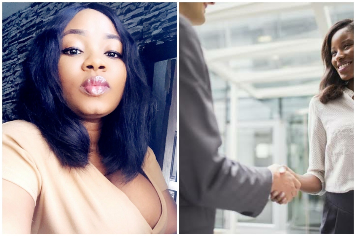 Lady Blasts Men Who Refuse To 'Shake' Ladies After She Was Snubbed