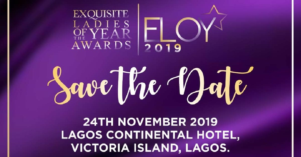 See The Full List Of Nominees For The 2019 ELOY Awards