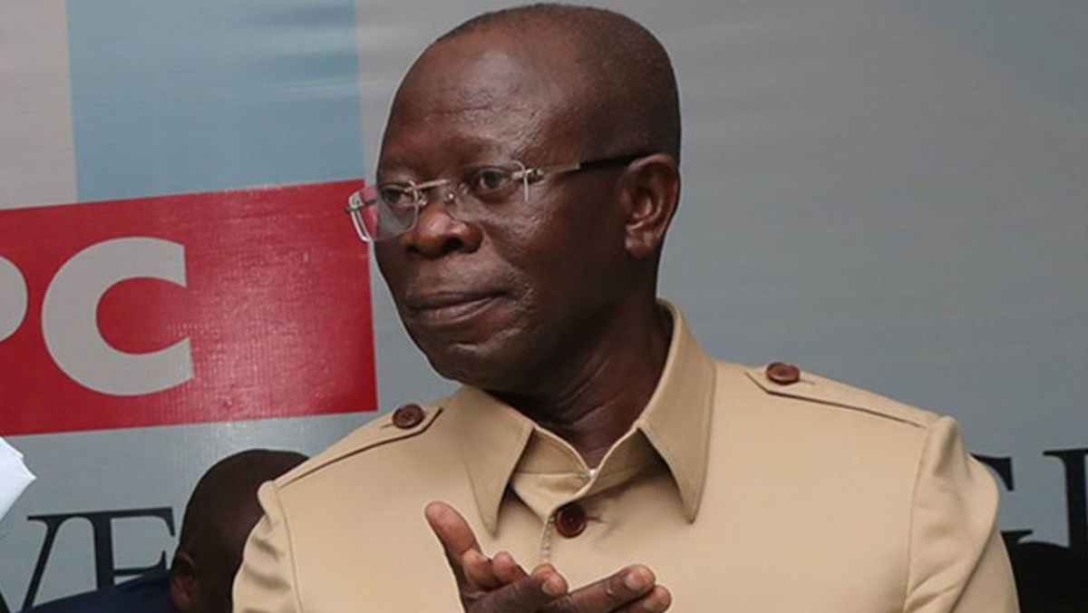 If You Want To Be In Government, Join APC - Oshiomhole