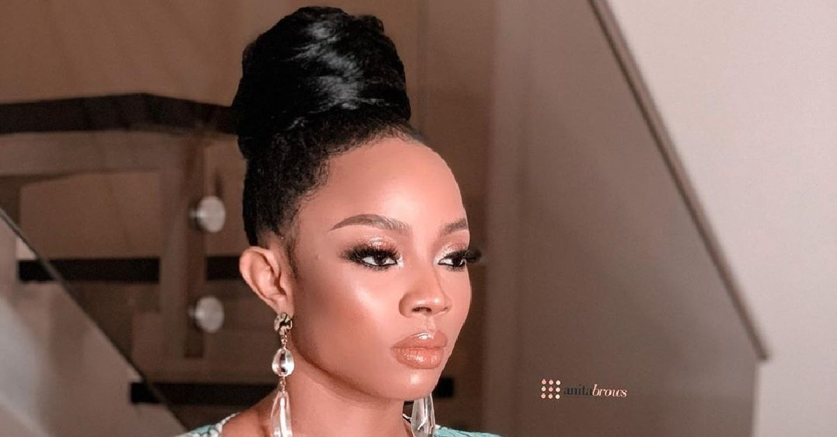 Toke Makinwa Set To Launch A Second Book
