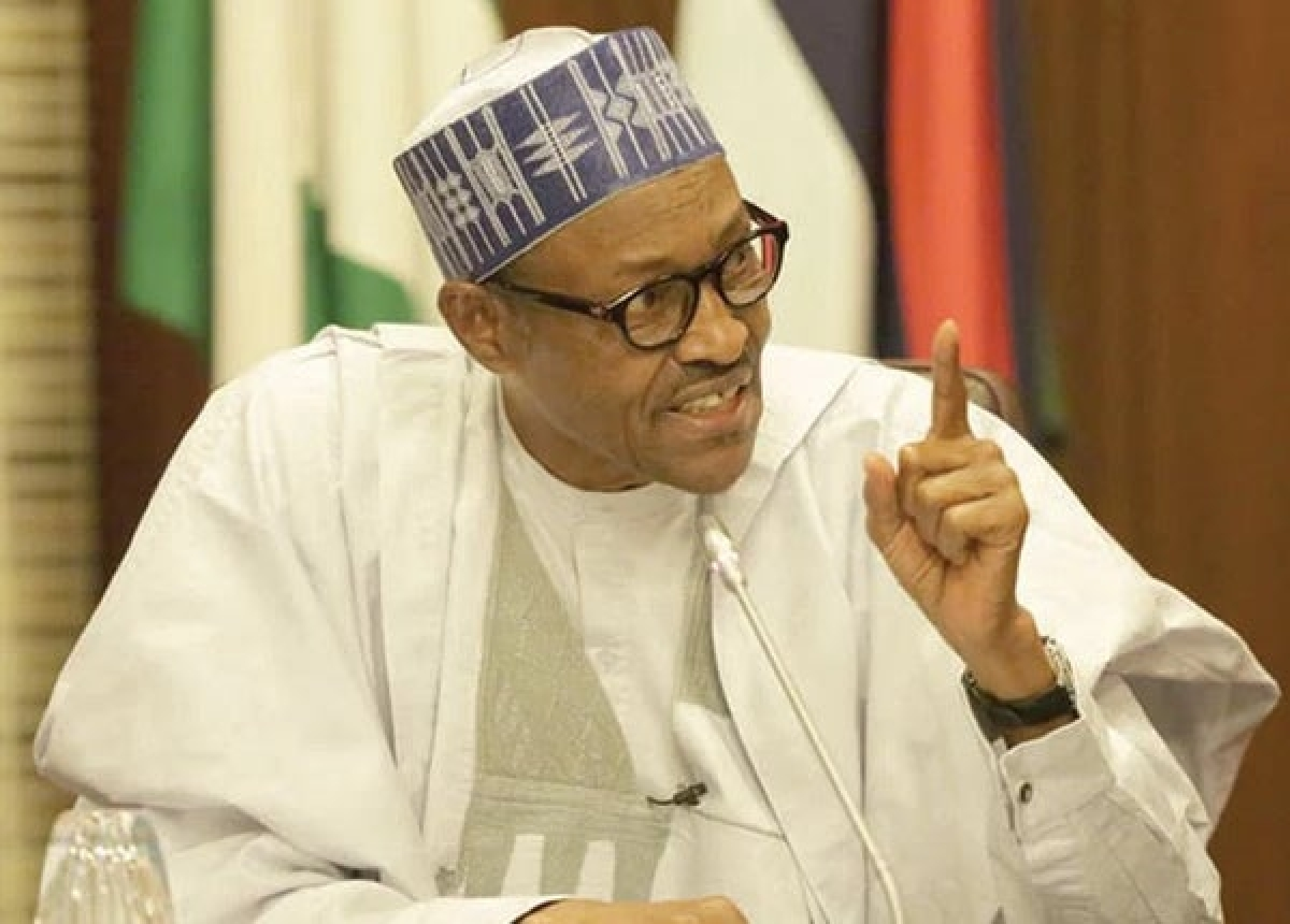Buhari Says Boko Haram Is One Evil Plan Against The Country