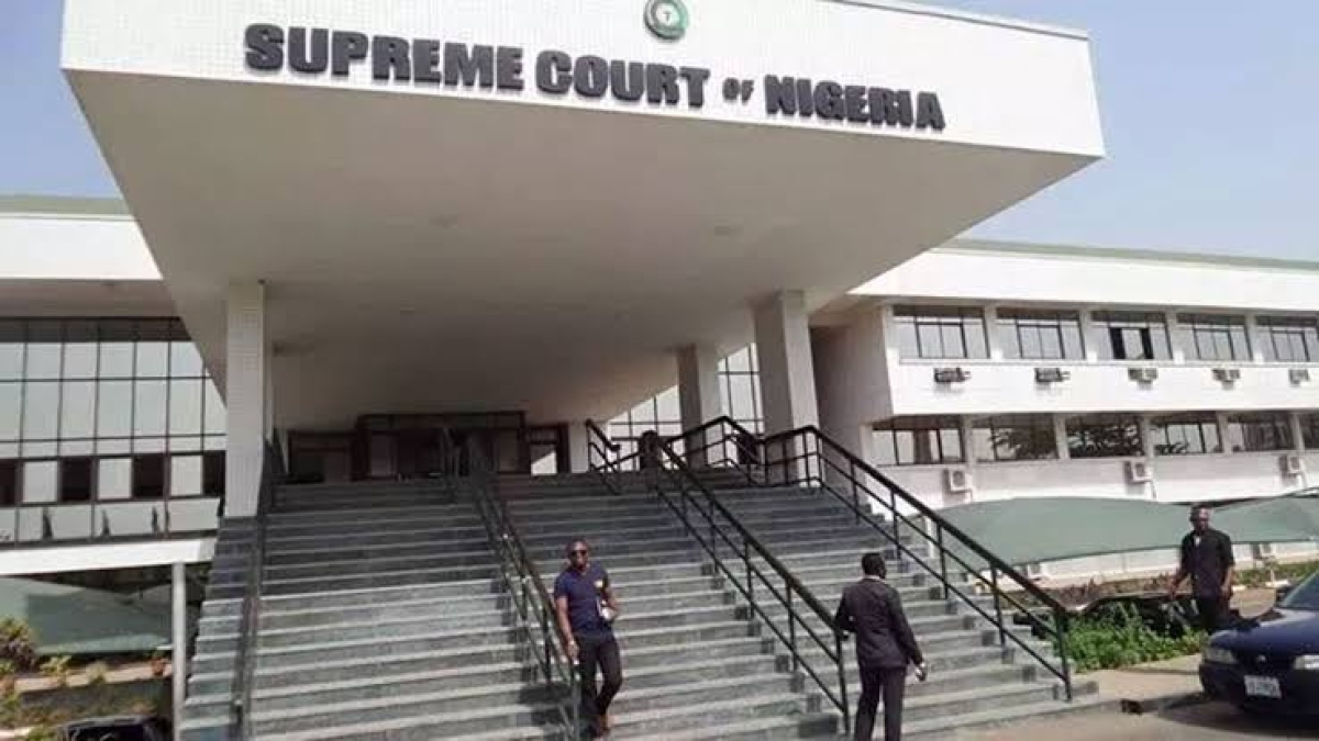Supreme Court Suspends Hearing Of Tambuwal