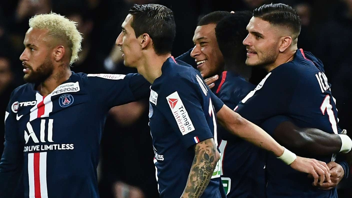 We Have Four Of The Best 10 Players In The World - Verratti