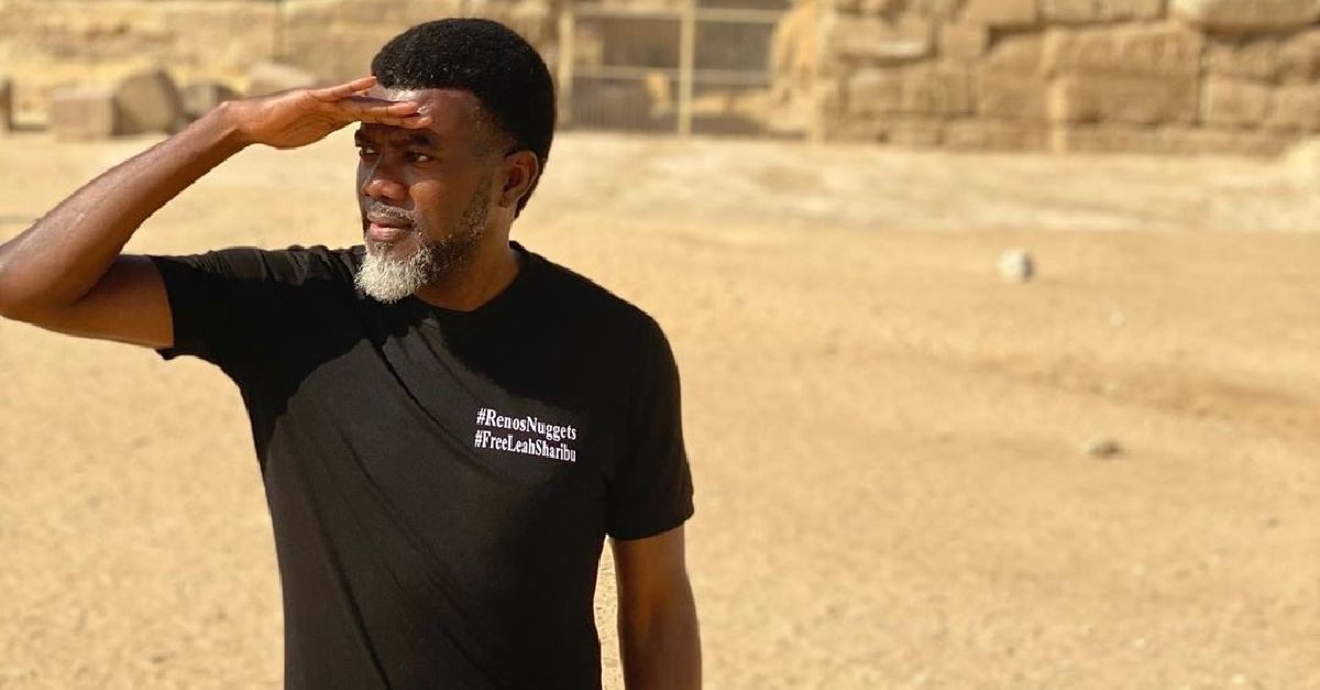 Reno Omokri Makes Controversial Statement About Adultery