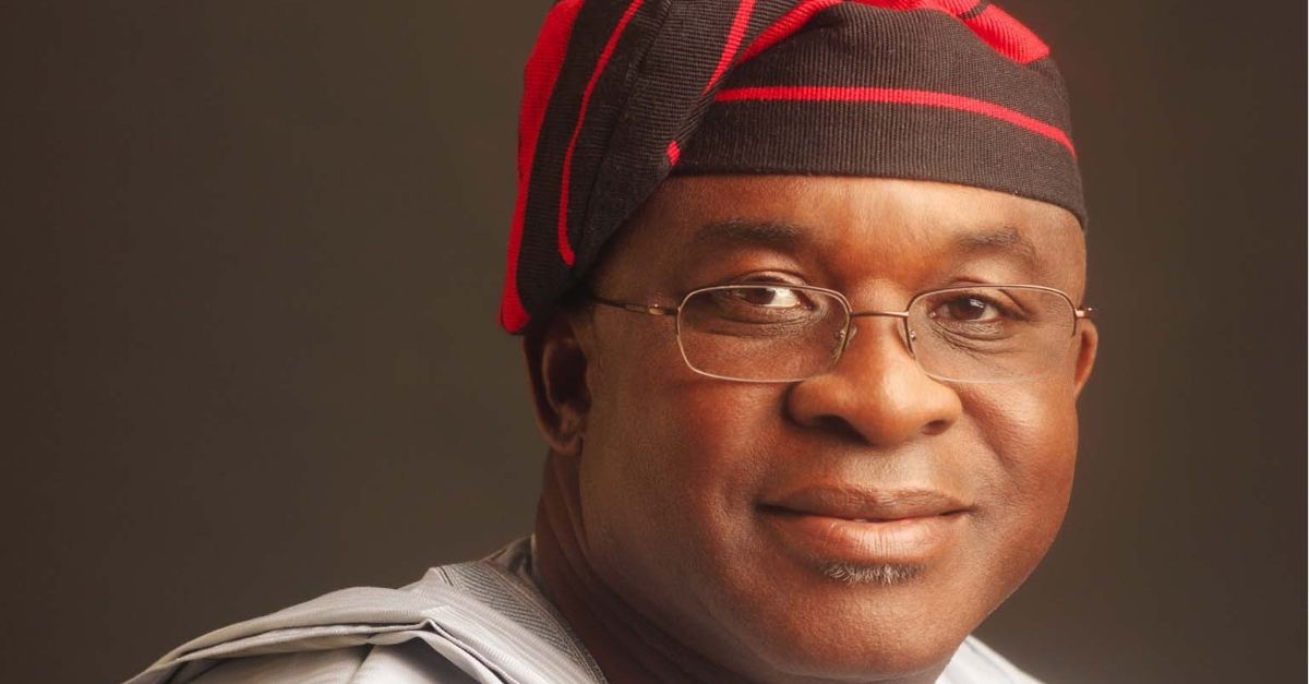 Fire Razes David Mark's Benue Home