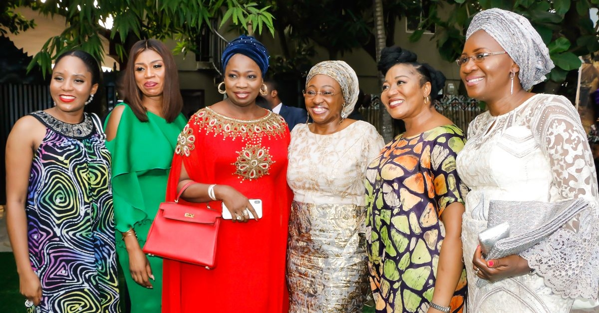 Dabiri, Fayemi, Others at the launch