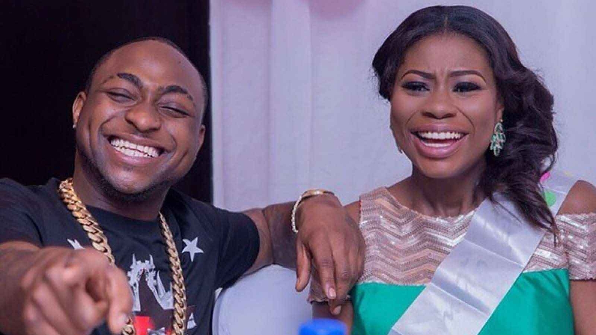 Twitter User Says Davido's Baby Mama Drama Was Ignited By Chioma
