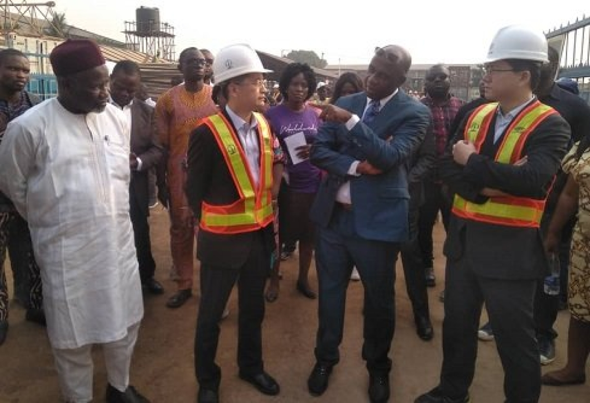 Lagos-Ibadan Rail Project: Pace Of Work Is Remarkable - Amaechi