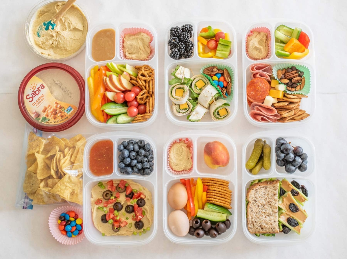 5 Delicious School Lunch Ideas You Can Try