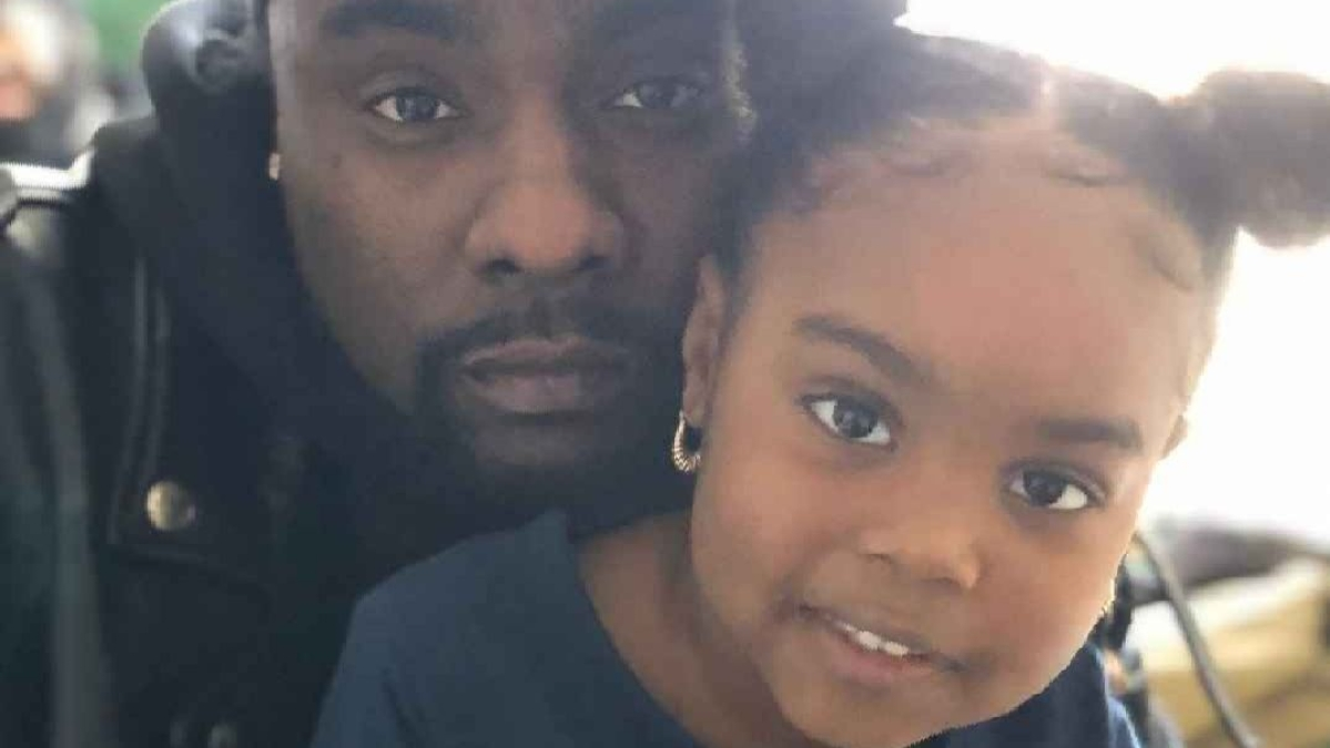 Nigerian Born Rapper, Wale, Shows Off Daughter, Oluwakemi