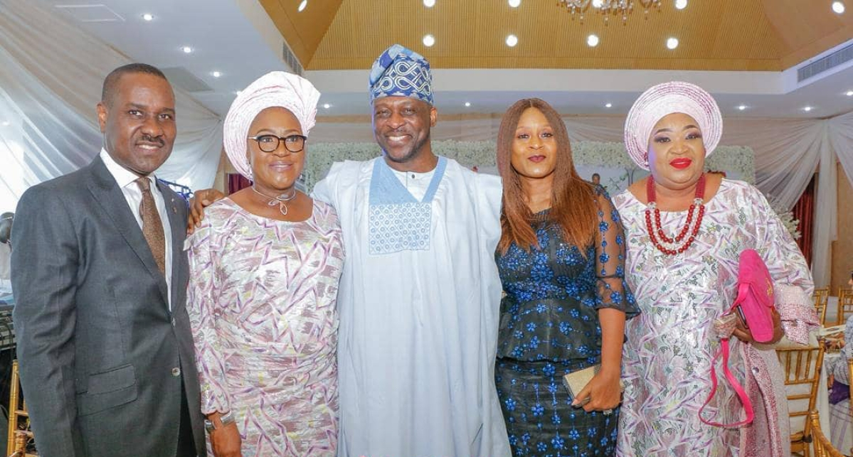 See Photos From Late Chief Molade Okoya-Thomas' Remembrance