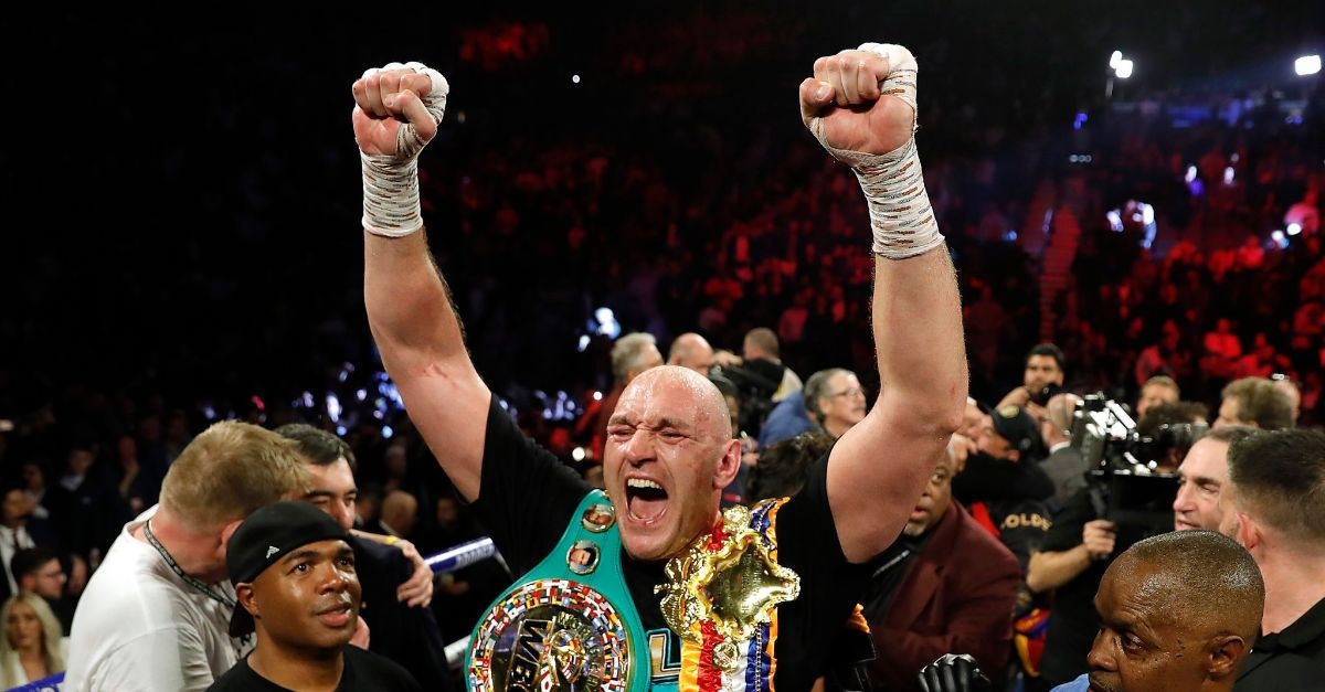 Tyson Fury Beats Deontay Wilder To Become Heavyweight Champion