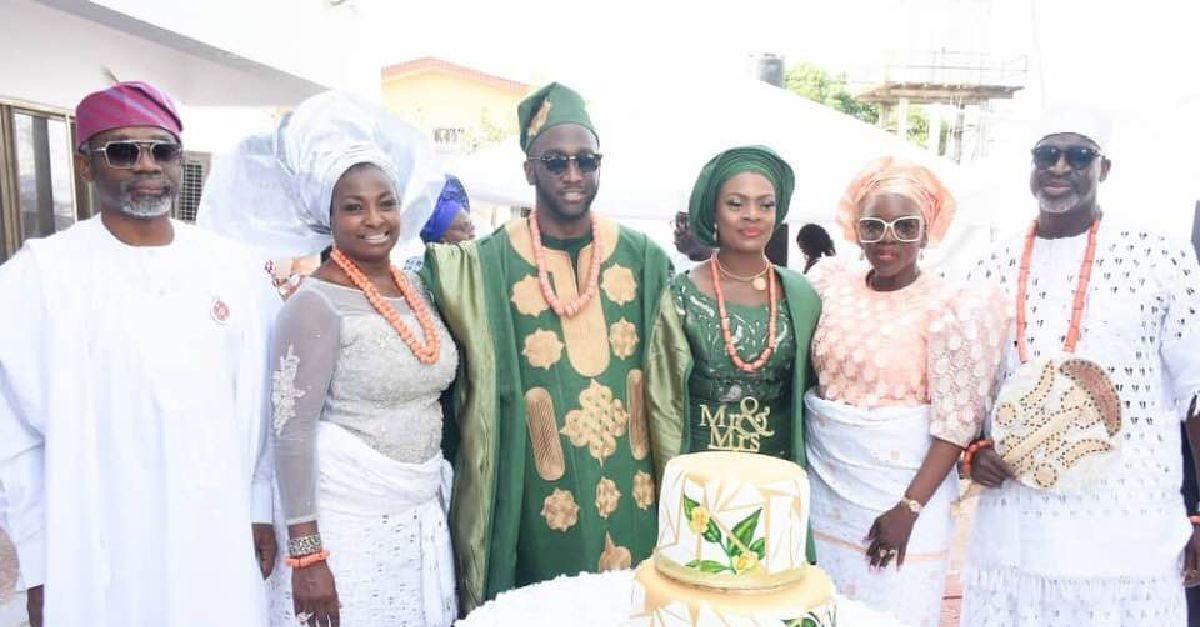 Eminent Personalities Grace Wedding Of Chike Ogeah's Daughter