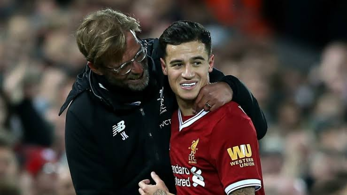 Coutinho Responds To Reports Linking Him With Liverpool Return