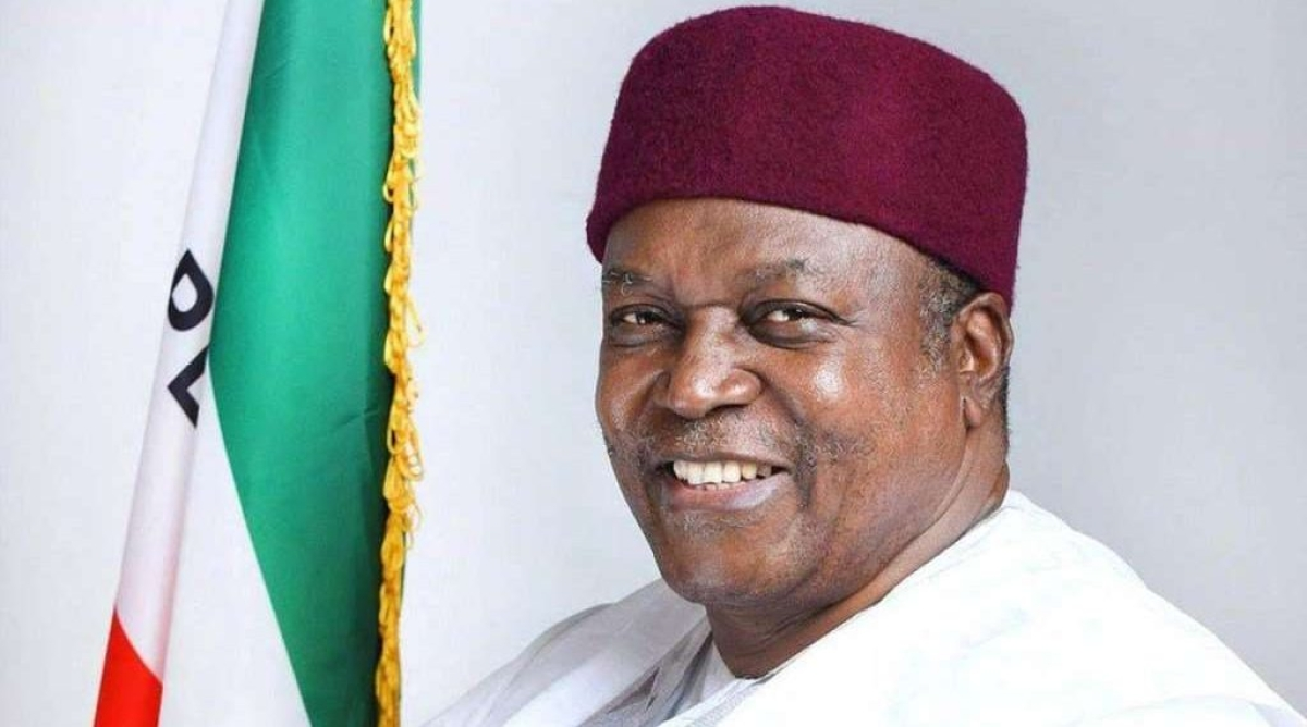 Governor Ishaku Receives Vote Of Confidence From Taraba Assembly