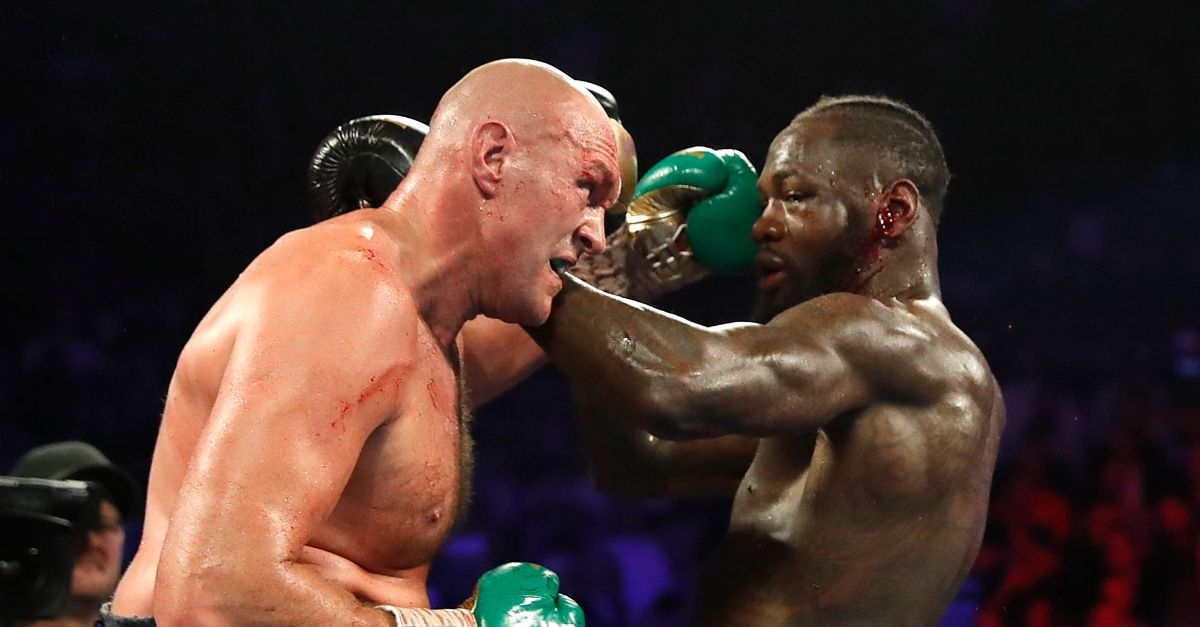 What Deontay Wilder Said After Losing WBC Title To Tyson Fury