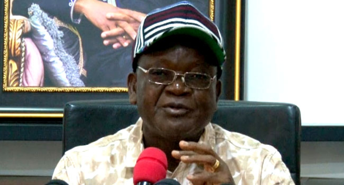 Ortom Clamours For North-Central-Owned Security Outfit