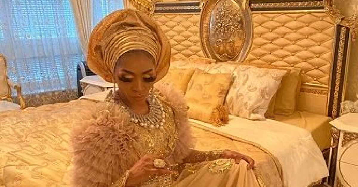 Shade Okoya Dispels COVID-19 Rumour, Says She And Her Family Are Well