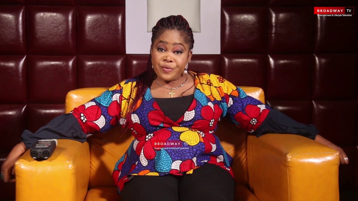 I Can Date Younger Men -Toyin Alausa
