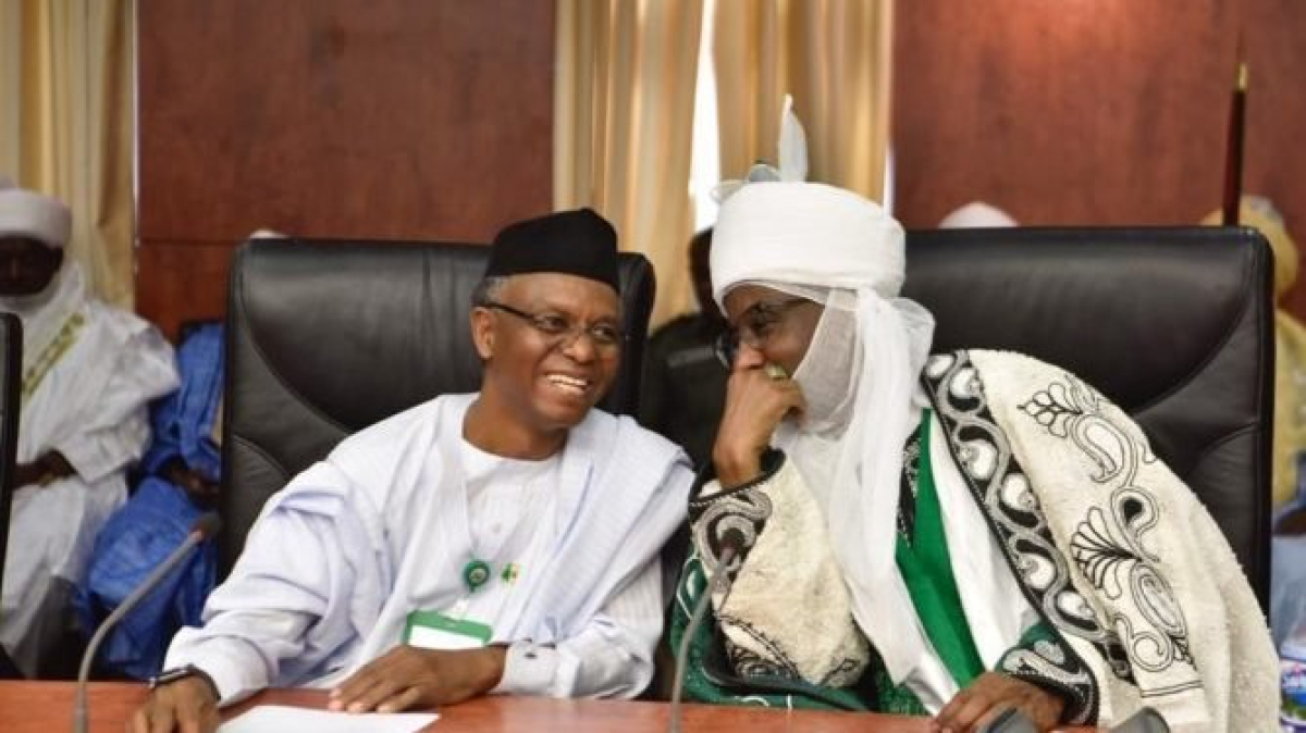 Governor El-Rufai Gives Sacked Emir, Sanusi, Another Appointment