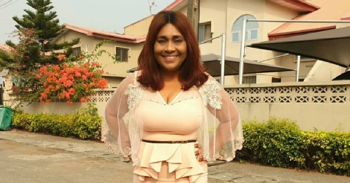 See Why Social Media Users Attacked Hilda Dokubo