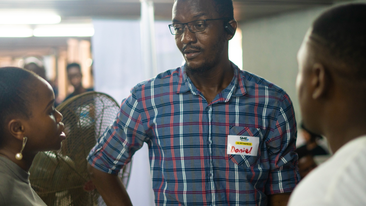 See Photos From The SME Clinic 2020