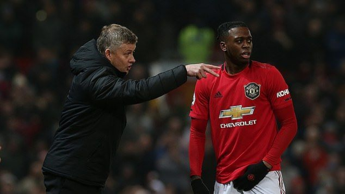 We're Getting Closer To Reaching Our Target - Aaron Wan-Bissaka