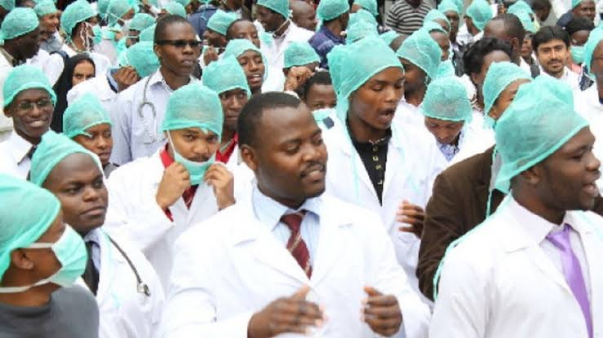 Nigeria has 1 Doctor To 2,753 Patients - Ministry Of Health