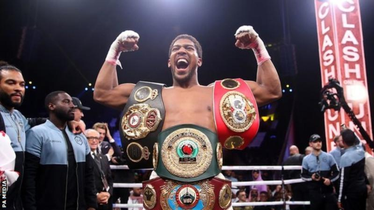 Anthony Joshua To Face Kubrat Pulev In London On June 20