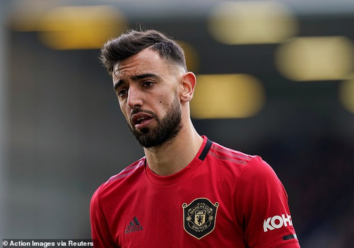 Bruno Fernandes Disappointed In His Teammates