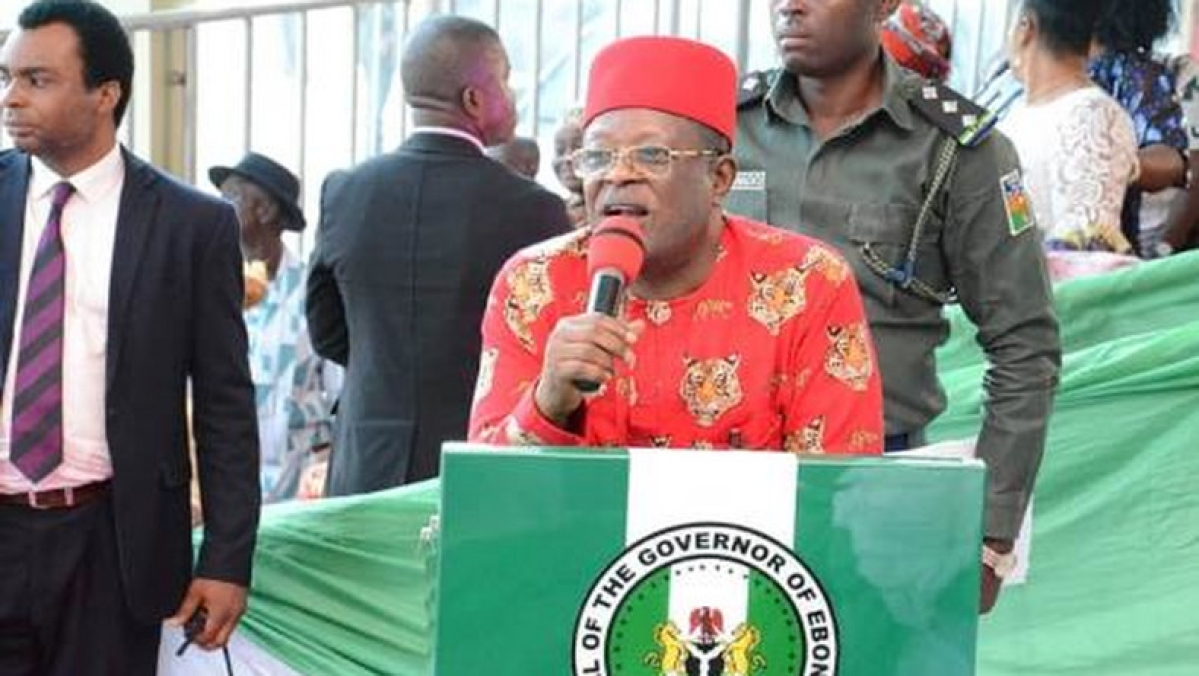 A General Will Head South-East Security Outfit - Umahi