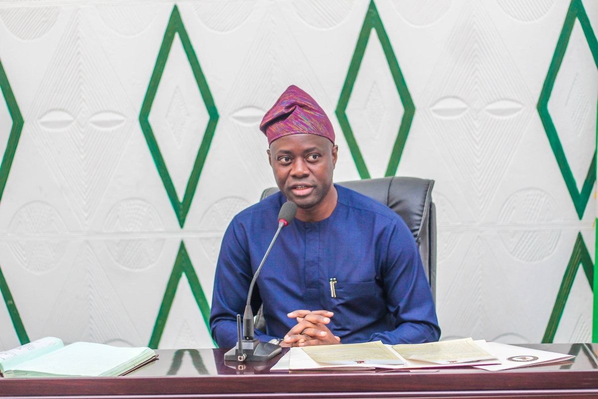 Oyo State Governor, Seyi Makinde, Tests Positive For Coronavirus