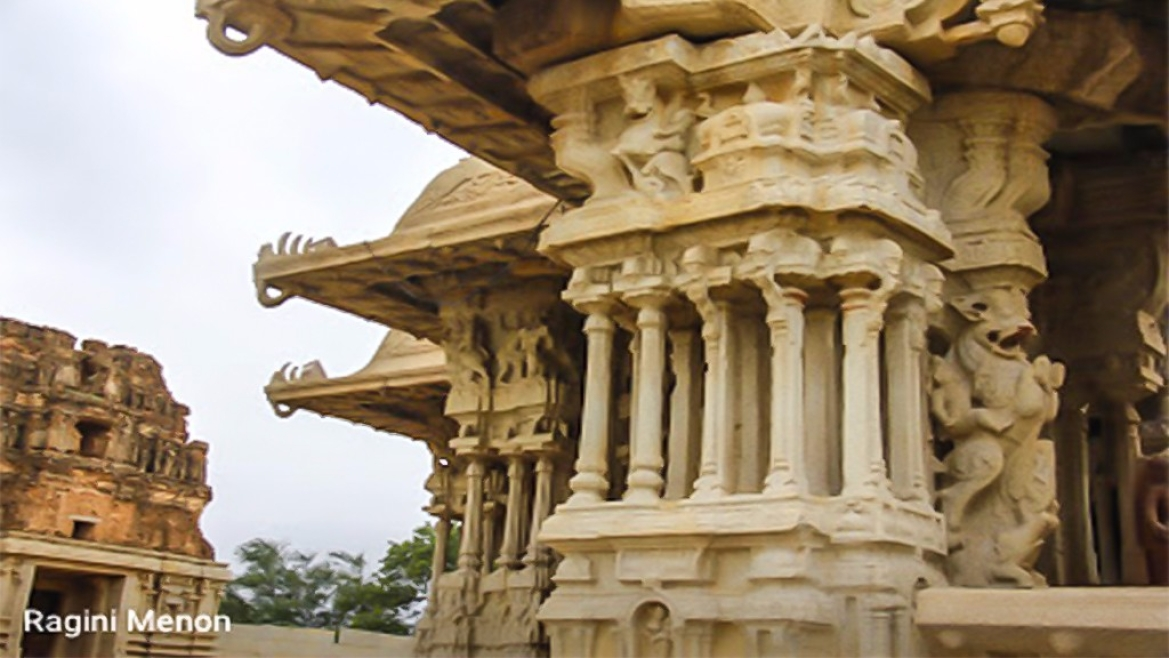 The musical pillars at the Vithala temple are an architectural wonder