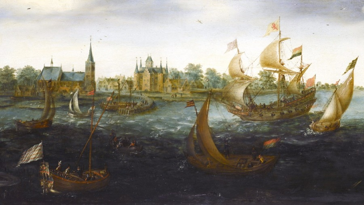 Ships of the Dutch East India Company that engaged in trade with India