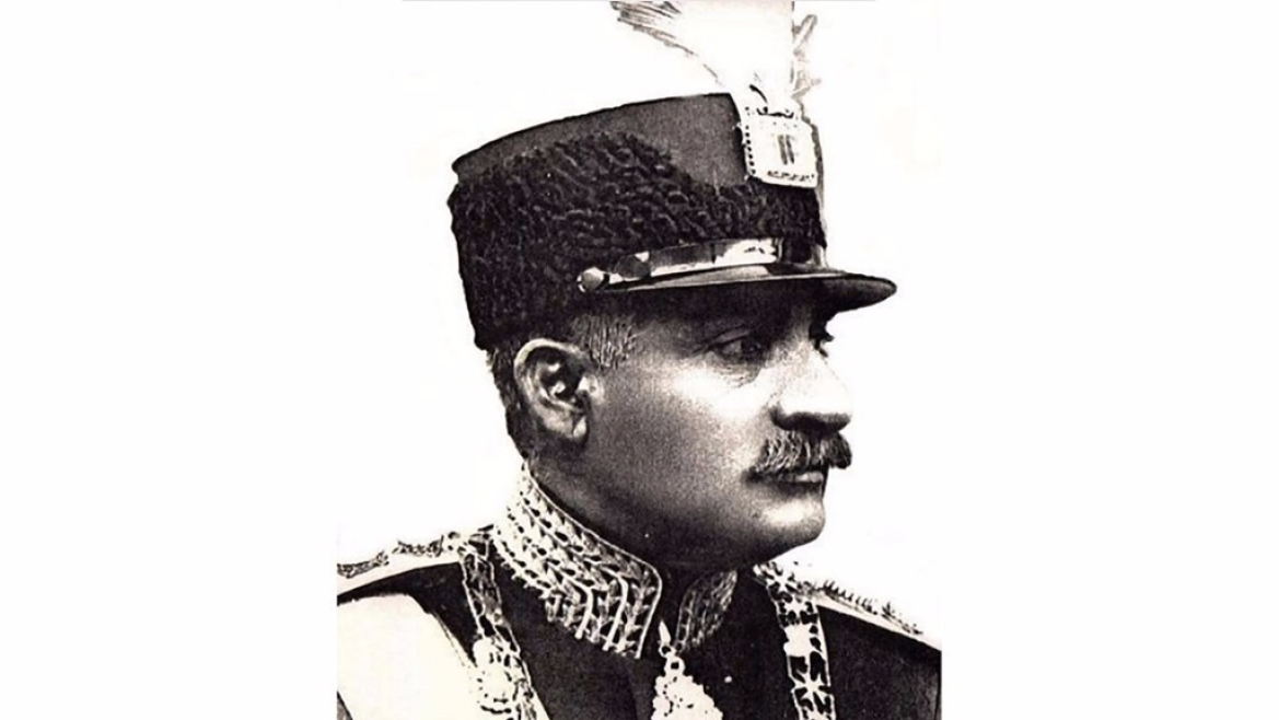Reza Shah Pahlavi used it as an adornment on his hat.