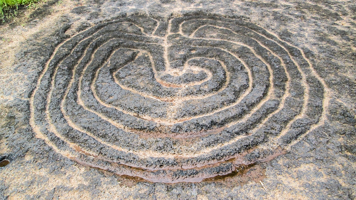 Labyrinth at Pansaimol