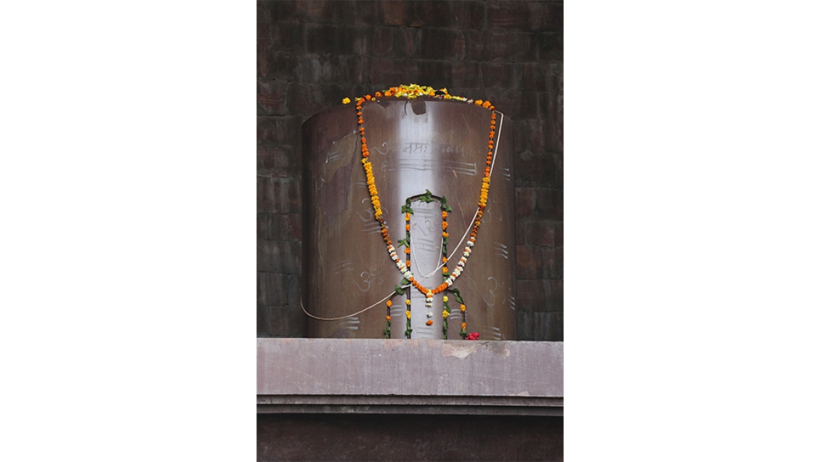 The tallest <i>shivling</i> in India