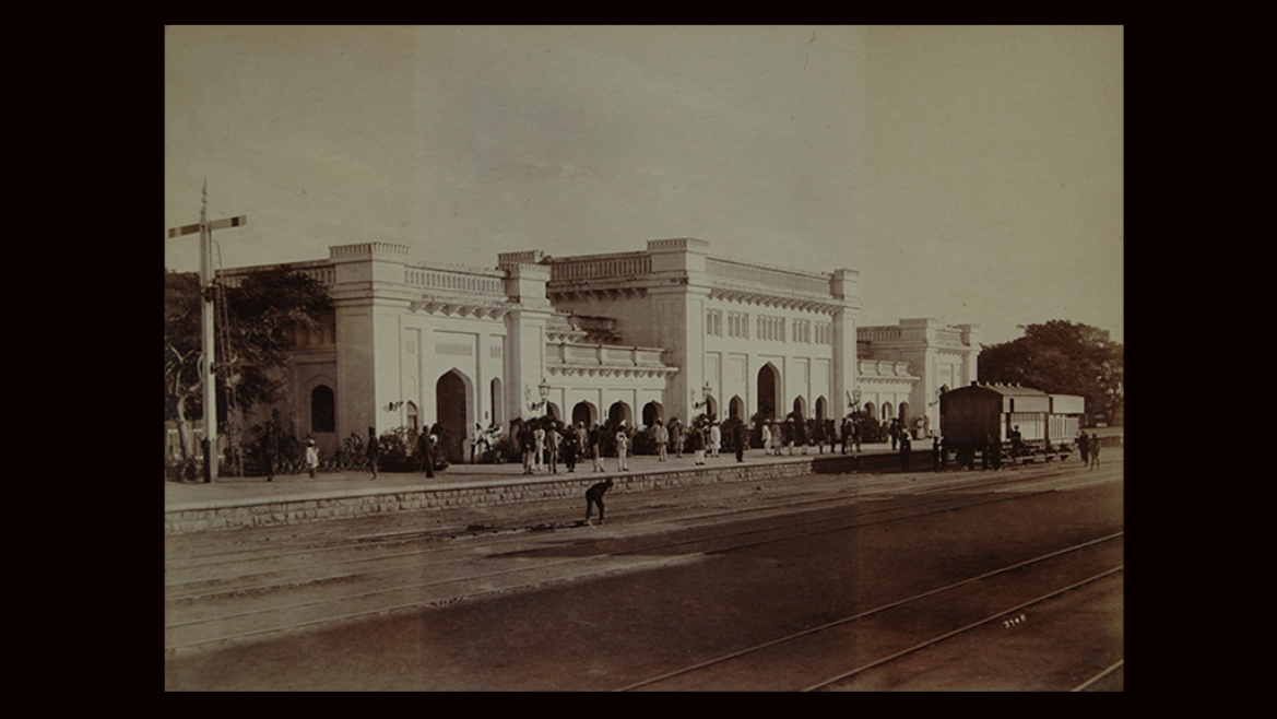 Railway Station, Hyderabad