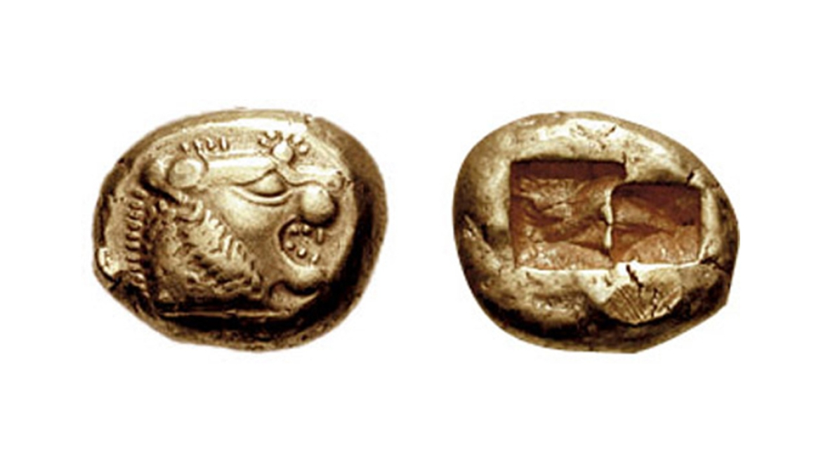 Early coins of Lydia