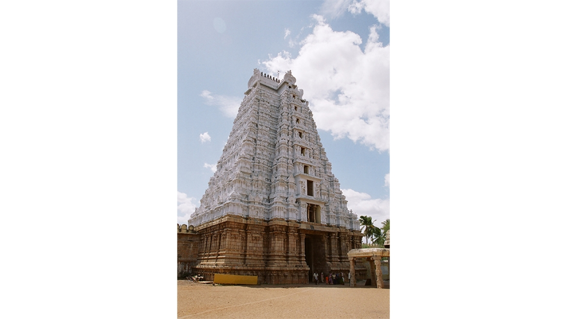 Sri Ranganathaswamy Temple at Srirangam in Tamil Nadu