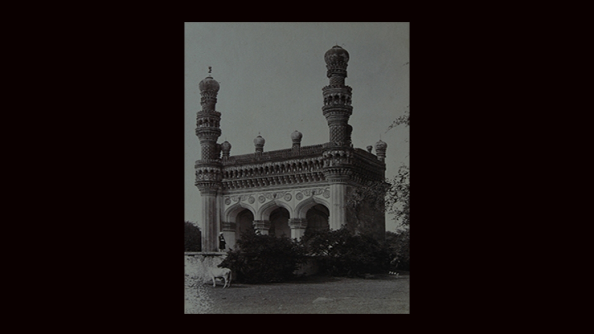 Old Mosque at Khairtabad