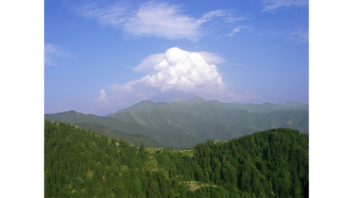 Chamba Valley in Himachal Pradesh