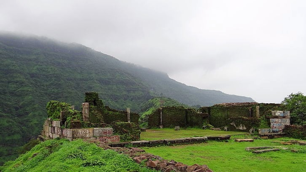 Remains of Rajput Palace