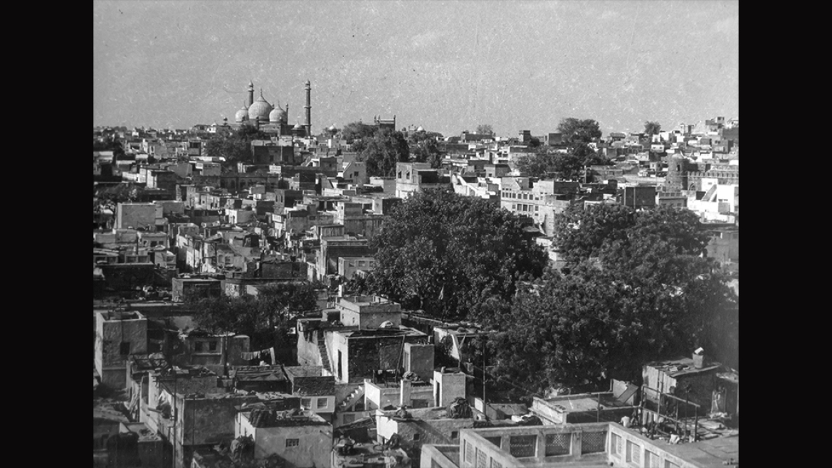 View of Shahjahanabad